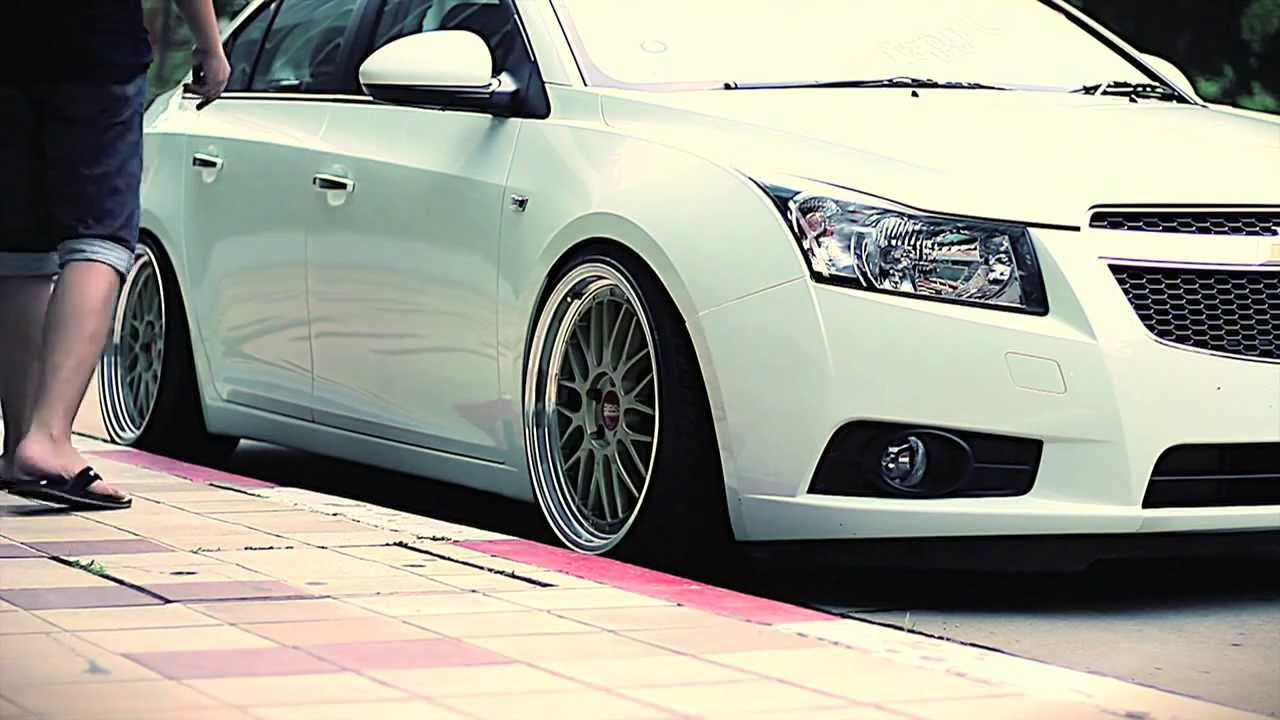 Stanced Chevrolet Cruze Low Cars Youtube
