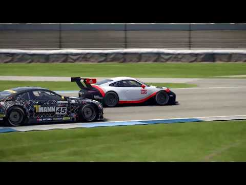 Project CARS 2 Online Race at Indy GT3 Cars