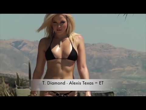 La Bella - Alexis Texas Twerkin super caliente