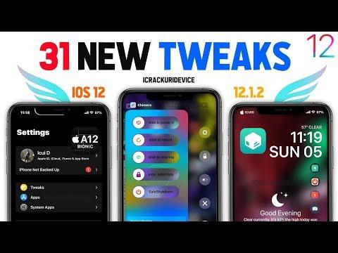 Top 31 Chimera Tweaks for Jailbreak iOS 12 on Sileo (Best