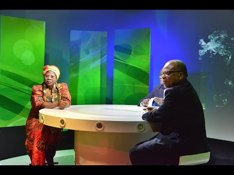 Mme Justine KASA VUBU débat avec Georges ALULA  Kagame est accusé, la Belgique des libéraux aussi