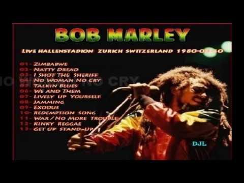 Bob Marley - 1980-05-30 - Live Hallenstadion Zurich new HQ