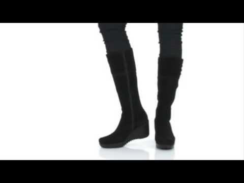 c6ceb9e365ec La Canadienne Galaxy Women s Boot - YouTube