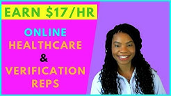 Now Hiring Patient Services & Verification Reps ! Online, Remote Work From Home Jobs | January 2019