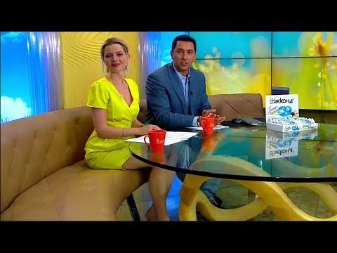 Елена Николаева Утро России Эфир от 07.08.2017