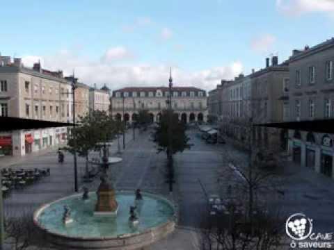 Présentation de la ville de Castres par la Cave O Saveurs.