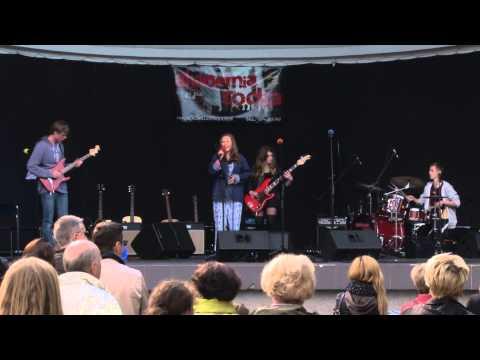 Koncert uczniów Akademii Rocka - Molo w Sopocie 20 czerwca 2015r.