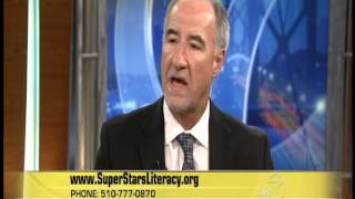 """ABC 7 News: East Bay Community Partner -Super Stars Literacy - featured on """"Beyond the Headlines"""""""
