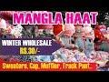 MANGLA HAT Winter Cloth - Sweater, Jacket, Hood, Stole, Chaddar, Inner, Lower, Cap, Muffler