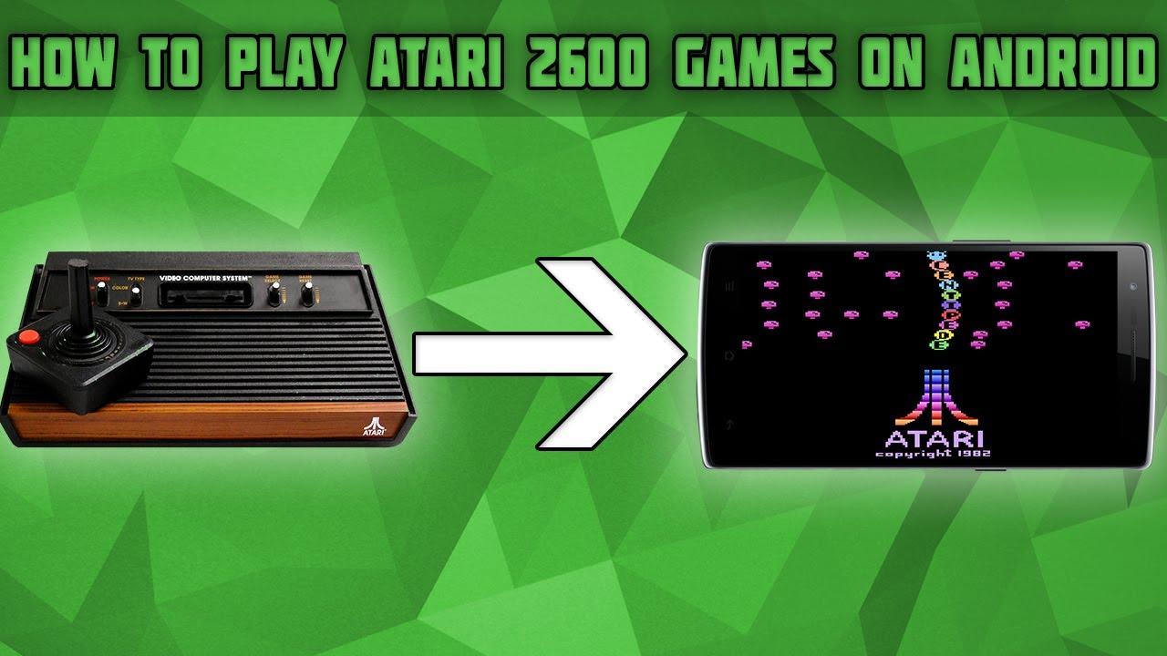 atari 2600 emulator android tv