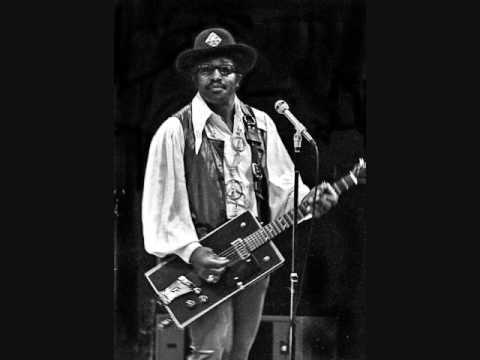 "Bo Diddley ""Mumblin"