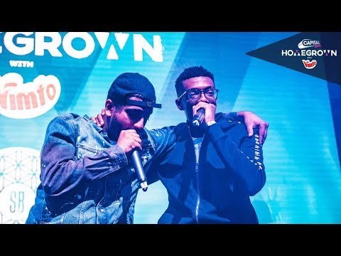 Steel Banglez feat MoStack - Fashion Week  Homegrown  with Vimto  Capital XTRA
