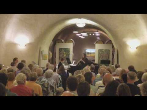 Oboe Sonata Sain-Seine Chiara
