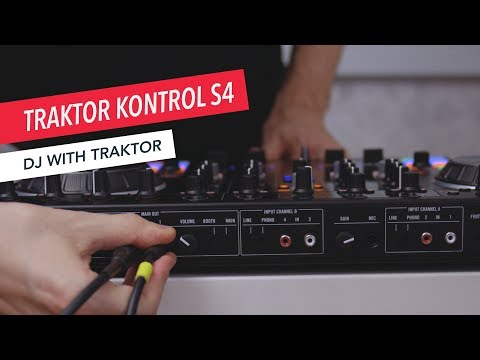 Learn to DJ with Traktor: Kontrol S4 | DJ Controller Tutorial | Beginner | Music Production | ENDO