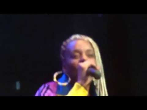 "Rah Digga ""Touch It"" (Remix) (Live @ BOOGIE MICS, The Point, The Bronx, New York)"