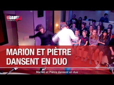 Marion et Piètre dansent en duo  - C'Cauet sur NRJ