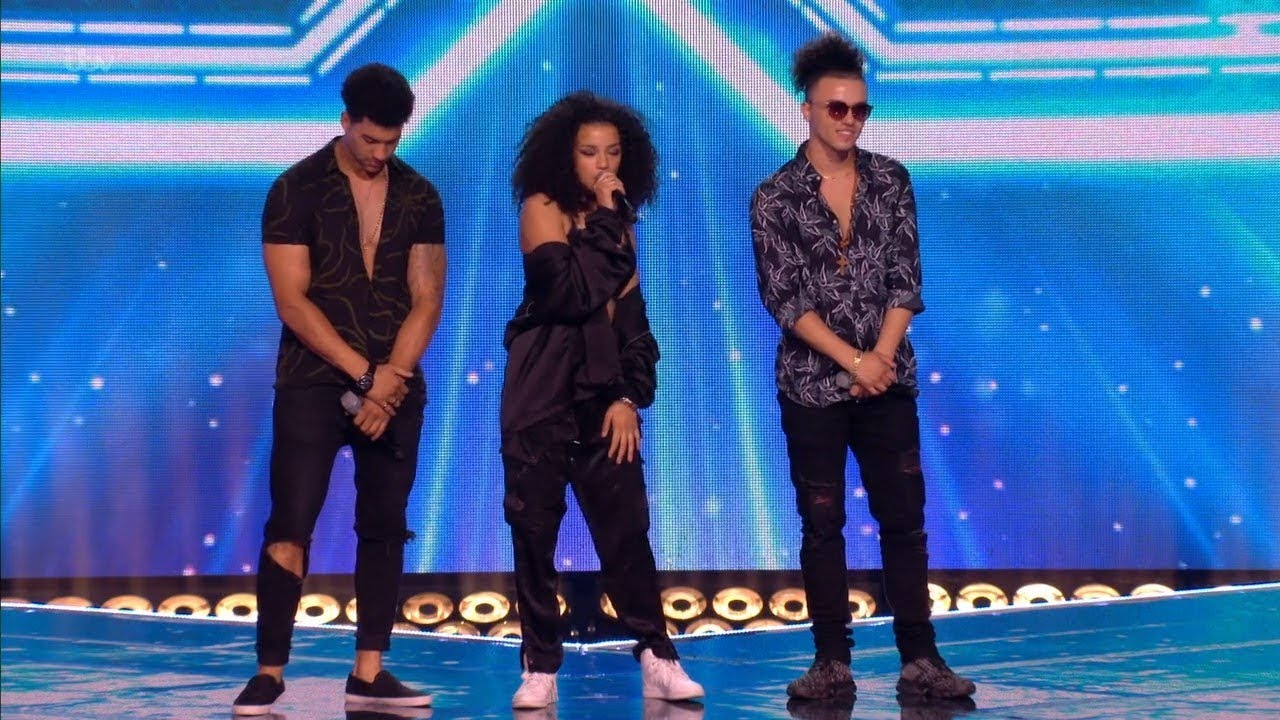 the x factor uk 2017 the cutkelvins six chair challenge full clip