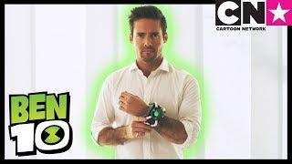 Ben 10 | Spencer Matthews - The Making of Ben 10 Deluxe Omnitrix Watch Campaign | Cartoon Network