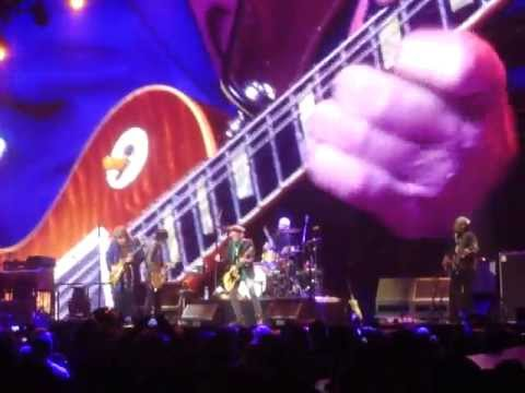 RS ~ Sway with Mick Taylor ~ TD Garden, Boston, MA ~ June 12, 2013