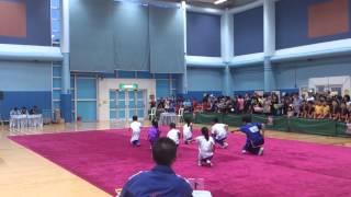 2013全港公開新秀武術錦標賽 - 學校組 小學組五步拳 -