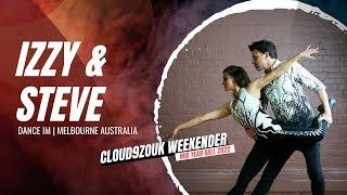 Izzy & Steve demo 1 - Cloud9Zouk Weekender Mid Year Ball 2021