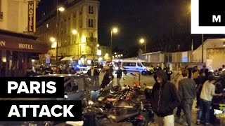 Paris Under Attack: Dozens Dead, At Least 100 Held Hostage