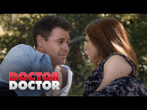Hugh and Penny are intimate   Doctor Doctor Season 3