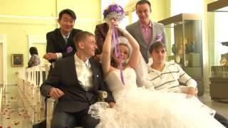 Настя Омск 2013 прикольная свадьба