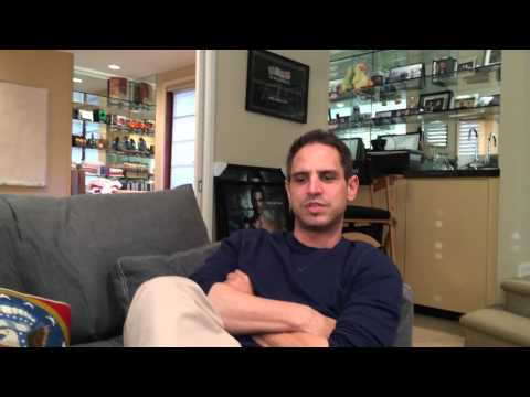 Greg Berlanti Arrow and The Tomorrow People interview part 3