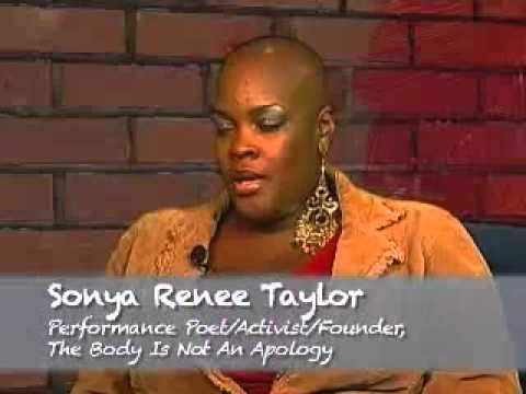 My interview with Sonya Renee Taylor