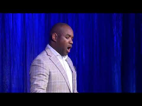 "Tenor Lawrence Brownlee Performs ""Inhale, Exhale"" From ""Cycles of My Being"""