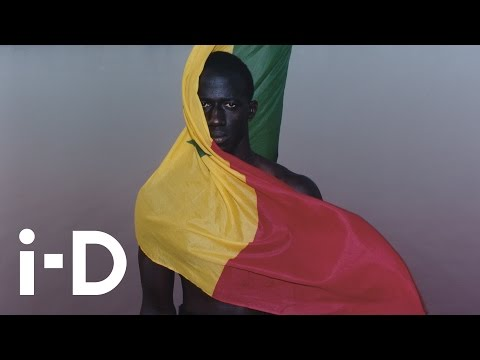Meet The Wrestlers of the Pink Lake, Senegal | Harley Weir film for i-D
