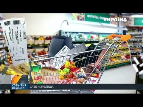 Потребительская корзина украинца 2017