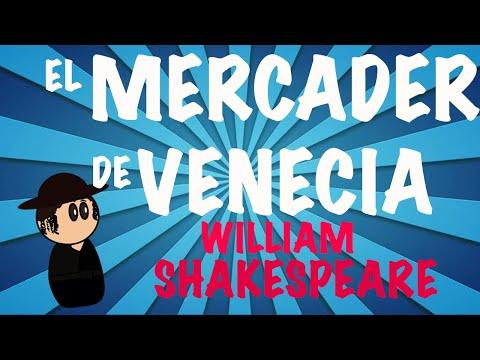 El Mercader De Venecia Por William Shakespeare - Resumen Animado I Libros Animados