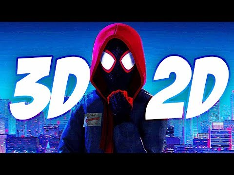 How to make 3D animation look like a comic book (Spiderman into the Spider-Verse video essay)