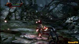 God of War III - First 20 minutes gameplay  Part 1/2 [HD]