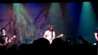 Soundgarden - Eyelids Mouth - Irving Plaza New York (November 13, 2012)