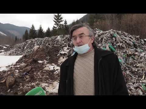 Екорейд. Гори сміття на Верховинщині