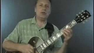 My Funny Valentine Guitar Chord Melody Lesson Demo