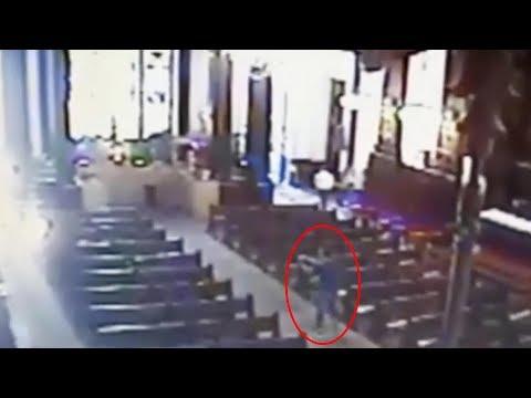 Gunman kills 4, then himself, at Brazil cathedral