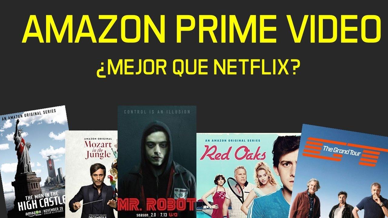 amazon prime video precio