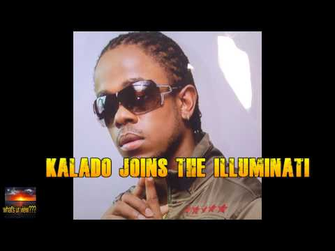 KALADO JOINS THE ILLUMINATI?