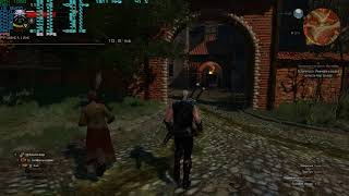 The Witcher 3 FPS Benchmark RAM 2400 17 17 17 39 720p all low