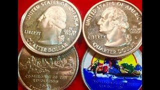 These 1999 New Jersey State Quarters Are Worth Money
