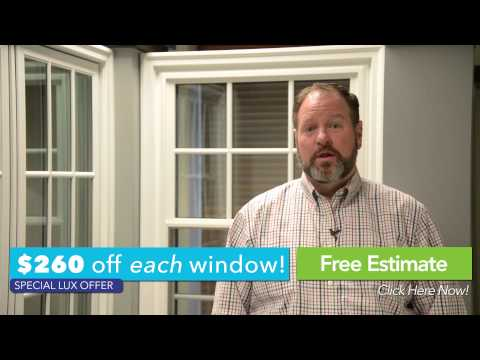 New Hampshire Windows - NH Window Discount - Lux Renovations