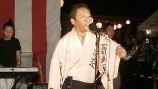 2016/07/09 橋本市隅田ふれあい盆踊り 河内音頭 井筒家小石丸