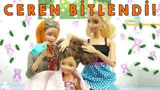 Barbie ve Ailesi Bölüm 145 - Ceren Bitlendi! - Çizgi film tadında Barbie Oyunları