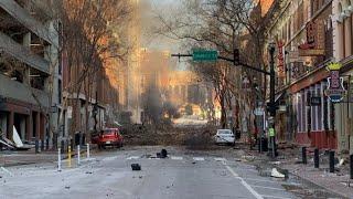 Explosion à Nashville : un