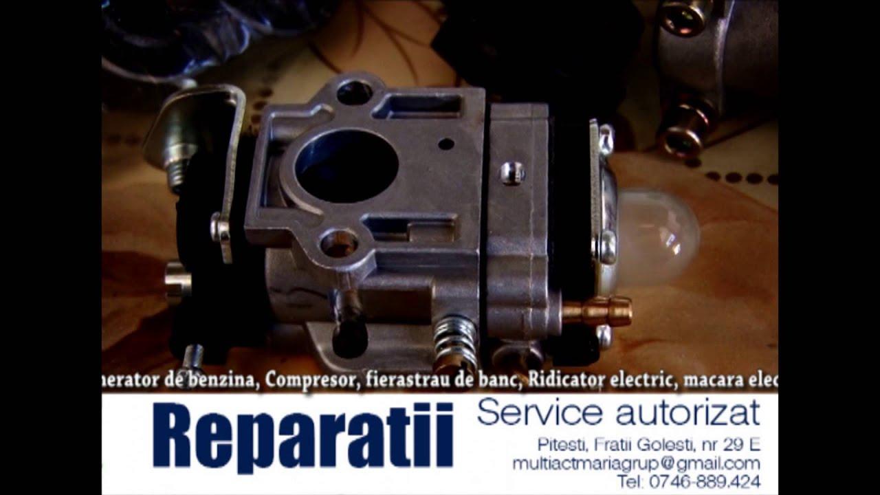 Service reparatii Pitesti: masini de spalat , drujbe, atvuri,motocoase etc