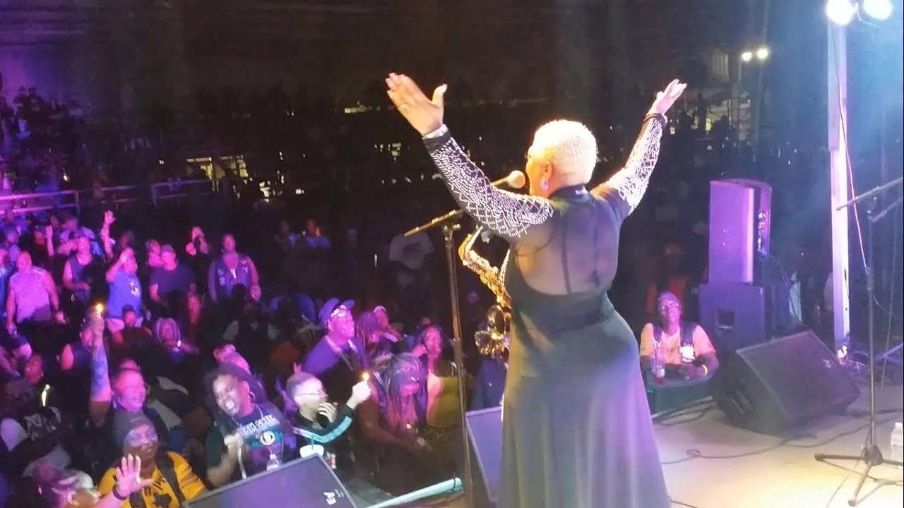 Download SWEET ANGEL LIVE IN GULFPORT, MS - Sweet Angel Brought the House Down